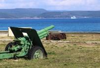 SAHİL GÜVENLİK - Rus Savaş Gemisi Çanakkale Boğazı'ndan Geçti