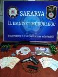 Sakarya'da Uyuşturucu Operasyonu Açıklaması 5 Gözaltı