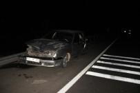 Şanlıurfa'da Trafik Kazası Açıklaması 7 Yaralı