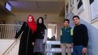 FEN BILGISI - Seydi Resul İmam Hatip Ortaokulunda 'Konuşan Merdivenler'