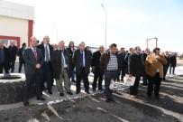 ENERJİ SANTRALİ - Sigorta Ve Acenta Firma Yöneticileri Kayseri OSB'de Buluştu