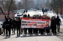 EGE ÜNIVERSITESI - Sivas'ta Ülkücüler Fırat Yılmaz Çakıroğlu İçin Yürüdü