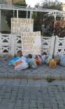 SOLMAZ - Sokağa Çöp Atan Kişiyi İsmiyle Deşifre Etti