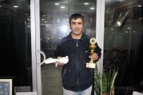 ALI POLAT - Taklacı Güvercinle Ödül Kazandı