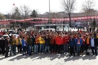 AHMET ÇAKıR - Taraftardan Başkan Çakır'a Tezahüratlı Teşekkür