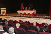 RECEP GÖKÇE - Tokat'ta Muhtarlar Toplantısı