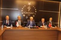 Tümsiad Kayseri Şube Başkanı Nusret Uğurlu Açıklaması