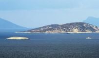 KARDAK KAYALıKLARı - Türk askeri Kardak kayalıklarından ayrılmıyor