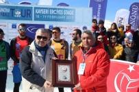Türkiye, 'Kar Voleybolu' İle İlk Kez Erciyes'te Tanıştı