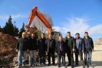 BİSİKLET YOLU - Uşak Belediyesi'nde Mesai 7/24'E Döndü