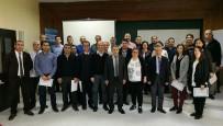 LABORATUVAR - Validasyon Ve Ölçüm Belirsizliği Eğitimi Yapıldı