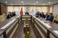 MEHMET KELEŞ - Yatırımlar Koordinasyonda Ele Alınıyor