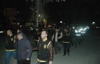 ADANA EMNİYET MÜDÜRLÜĞÜ - 10 İlde sahte Polis-Savcı operasyonu: 46 Gözaltı