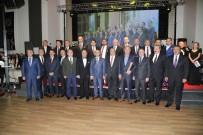 MAHMUT DEMIRTAŞ - 5 Ocak, İş, Siyaset Ve Spor Dünyasını Adana'da Buluşturdu