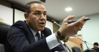HÜSEYIN SÖZLÜ - Adana Büyükşehir Belediye Başkanı Hüseyin Sözlü 5 yıl hapis cezasına çarptırıldı