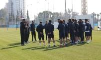 SARı KART - Adana Demirspor, Balıkesirspor Maçı Hazırlıklarını Sürdürüyor