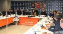 BÜYÜK BULUŞMA - AK Parti'de 'Referandum' Toplantısı