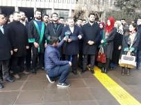 ANKARA ADLİYESİ - AK Parti'li Gençlerden Ömer Halis Demir Davasına İlişkin Açıklama
