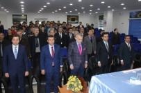METİN KÜLÜNK - AK Parti'li Külünk KİMDER'in Programına Katıldı