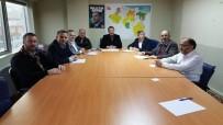 HALIL ÖZ - AK Parti Ordu'da İşi Sıkı Tutuyor