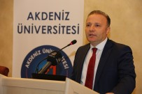MURAT ÖZDEMIR - Antalya'da 'Mülteci Ve Göçmen Toplulukları İçin Hoşgörü Projesi'nin Açılış Toplantısı Gerçekleştirildi