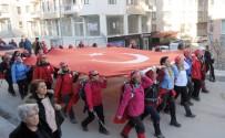 ÜNAL KıLıÇARSLAN - Atatürk Ve İstiklal Yolu Yürüyüşü Tamamlandı