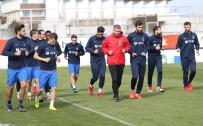 ALI YıLMAZ - Atiker Konyaspor Maçı Hazırlıkları Başladı