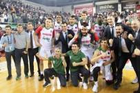 BROWN - Avrupa'da Pınar Karşıyaka-Beşiktaş Eşleşmesi