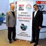 MEHMET ERDEM - Aydın'a Damızlık Düve Yetiştiriciliği Merkezi Kurulacak