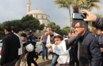 SAĞLIK RAPORU - Aydın'da Eğitim-Sen Eylemine Polis Gözaltıya Devam Ediyor