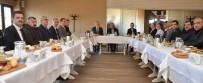 AYDIN VALİSİ - Aydın'da Tütün Kontrol Toplantısı Yapıldı