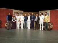 TÜRK TİYATROSU - 'Bahriyeli Yarim' İzleyicilerle Buluştu