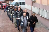 Bartın'da 7 İş Adamı Ve Esnaf Serbest Bırakıldı