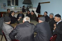 YENİ ANAYASA - Başkan Ahmet Ataç'ın Alpagut Ve Karaoğlan Mahalleleri Ziyareti