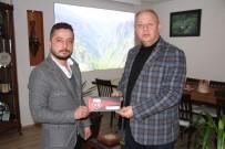 OSMAN NURI CIVELEK - Başkan Civelek'ten KSK'ya Destek