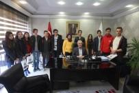 ÇEYREK ALTIN - Başkan Karataş'tan Başarılı Sporculara Ödül
