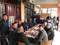 Başkan Uysal, Sanayi Esnafı İle Kahvaltı Yaptı