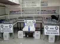ANKARA VALİLİĞİ - Başkent'te Kaçakçılara Geçit Yok