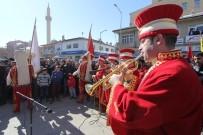 MEHTERAN TAKıMı - Bayburt'ta Kurtuluş Mehteranla Renklendi
