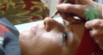 MEHMET DOĞAN - Berber Ve Kadın Kuaförlere Kalıcı Makyaj Ve Saç Simülasyonu Eğitimi