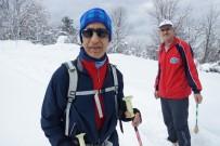 ATINA - Bursalı Görme Engelli Dağcı Avusturalya'nın En Yüksek Dağına Tırmanacak