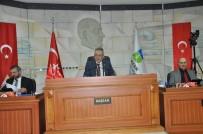 BELEDİYE MECLİSİ - Büyükşehir Belediye Meclisi Şubat Ayı 2. Birleşimi Yapıldı