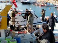 SAHİL GÜVENLİK - Çeşme'de Denizde 2 Ceset Bulundu