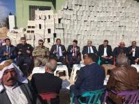TÜRKİYE CUMHURİYETİ - Ceylanpınar Belediye Başkanı Menderes Atilla Açıklaması