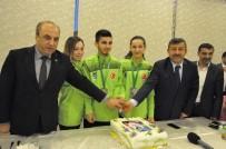 MUSTAFA ÖZTÜRK - Darıca'lı Milli Karateci Üst Üste Beşinci Defa Avrupa Şampiyonu Oldu