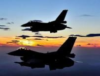 HAVA SALDIRISI - DEAŞ'ın üst düzey sorumlusuna hava saldırısı
