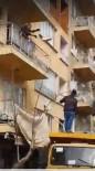 PAMUKKALE - Denizli'de Bir Evden 3 Kamyon Çöp Çıktı