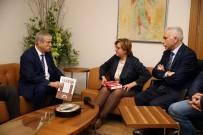 BEKO - DİSK Başkanı Beko'dan Pekdaş'a Teşekkür Ziyareti
