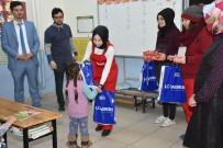 ŞEHIT - Dursunbey'de Stajer Doktorlar 'Hayal Duvarı' Projesini Uyguladı