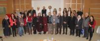 RADYOTERAPİ - Elazığ'da Kanser Hakkında Bilgilendirme Toplantısı Yapıldı